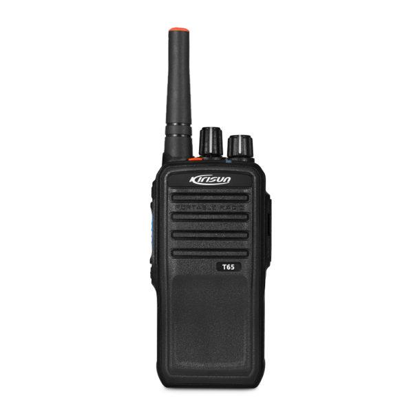 Kirisun T65 Portable 4G LTE PoC Radio